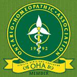 Member of the Ontario Homeopathic Association